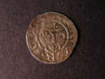 London Coins : A122 : Lot 1291 : Penny Richard I Class 4b S.1348C moneyer Willem Fine