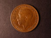 London Coins : A124 : Lot 2218 : Penny 1918KN Freeman 184 dies 2+B NEF with surface marks
