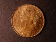 London Coins : A124 : Lot 779 : Penny 1894 Freeman 138 dies 12+N UNC with good lustre and a few small tone spots