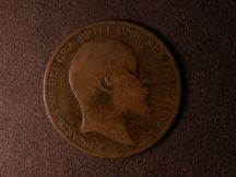 London Coins : A124 : Lot 802 : Penny 1903 Open 3 in date Freeman 158A dies 1+B VG Rare