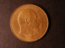 London Coins : A124 : Lot 804 : Penny 1904 Freeman 159 dies 1+B UNC with subdued lustre