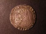 London Coins : A125 : Lot 766 : Shilling James I, 2nd coinage, 5th bust, mint mark coronet, 1607-9. S.2656. Very fin...