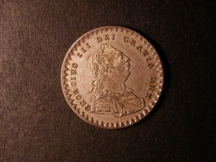 London Coins : A126 : Lot 1304 : One Shilling and Sixpence Bank Token 1811 ESC 969 nicely Toned UNC or near so