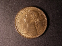 London Coins : A126 : Lot 1335 : Penny 1885 Freeman 121 dies 12+N UNC with 70% lustre and a couple of small tone spots
