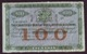 London Coins : A127 : Lot 237 : China Tientsin The Chartered Bank of India, Australia and China One Hundred Dollars Specimen 19x...