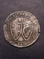London Coins : A129 : Lot 1093 : Shilling 1652 Commonwealth 2 over 1 ESC 985A Good Fine, the edge slightly uneven