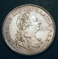 London Coins : A130 : Lot 1112 : Dollar Bank of England 1804 Proof Obverse C Reverse 2a ESC 154 with reversed K below Britannia UNC a...