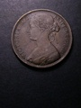 London Coins : A130 : Lot 1578 : Penny 1871 Freeman 61 dies 6+G Good Fine