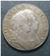 London Coins : A130 : Lot 1706 : Shilling 1692 A over R in GRATIA also T over I in GRATIA, unlisted by ESC VF/GVF with a few ligh...