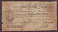 London Coins : A130 : Lot 275 : Huddersfield Commercial Bank one guinea dated 1814 for Benjamin & Joshua Ingham and Co., (Gr...