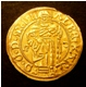 London Coins : A130 : Lot 502 : German States - Silesia-Munsterberg-Oels Goldgulden Albrecht and Karl undated (1510-1511) Friedberg ...