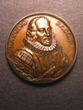 London Coins : A130 : Lot 861 : Death of Sir Francis Bacon 1626 in copper 42mm by J.Dassier (struck c.1740) Eimer 107 Obv. Bust thre...