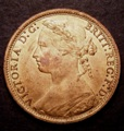 London Coins : A131 : Lot 1651 : Penny 1878 Freeman 94 dies 8+J UNC with practically full lustre, scarce thus