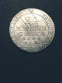 London Coins : A132 : Lot 701 : Germany Brunswick-Luneburg-Calenburg-Hannover 24 Mariengroshen 1800 PLM Unc or near so with much ori...