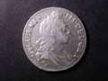 London Coins : A132 : Lot 873 : Crown 1695 OCTAVO ESC 87 GF/NVF