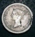 London Coins : A133 : Lot 253 : Crown 1837 Pattern by Bonami for J.Pinches in White Metal, ESC 323, 2-3 Known, EF with t...