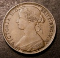 London Coins : A133 : Lot 697 : Penny 1874H Freeman 68 dies 6+H NEF with some light surface marks
