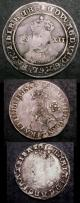 London Coins : A142 : Lot 1850 : Hammered (3) Shilling Edward VI fine silver issue m.m. tun (S.2482, N.1937) Fine, the centre...