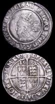 London Coins : A156 : Lot 1821 : Sixpences Elizabeth I (3)  1574 Larger Bust 5A S.2563 mintmark Eglantine About Fine/Good Fine, 1572 ...