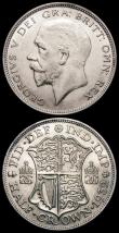 London Coins : A166 : Lot 2977 : Halfcrowns (2) 1932 ESC 781, Bull 3743 About EF/EF and lustrous, 1934 ESC 783, Bull 3747 UNC or near...