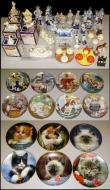 London Coins : A167 : Lot 1855 : Ornamental and decorative China and Earthenware items, includes Royal Doulton Disney 101 Dalmatians ...