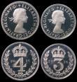 London Coins : A170 : Lot 1913 : Maundy Set 2016 UNC and full lustrous, still sealed in the plastic envelope, comes with order of ser...