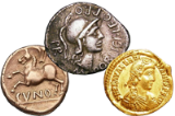 Menu : How to sell your Roman and Ancient Coins