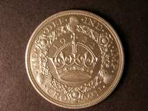 London Coins : A124 : Lot 220 : Crown 1932 Proof Coincraft G5CR-050 nFDC with some light contact marks on the obverse