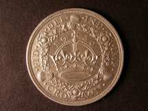 London Coins : A124 : Lot 230 : Crown 1934 ESC 374 and the key to the series EF with bag marks