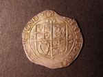 London Coins : A125 : Lot 756 : Shilling Charles I, group F, sixth bust, mint mark triangle in circle, 1641-3. S.279...