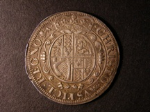 London Coins : A126 : Lot 812 : Halfcrown Charles I York mint Type 7 S.2869 mint mark Lion About VF/VF