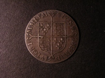 London Coins : A126 : Lot 849 : Shilling Elizabeth I Milled issue 1560-1566 intermediate size mintmark Star S.2591 NVF