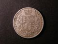 London Coins : A131 : Lot 1436 : Halfcrown 1843 ESC 676 Fine