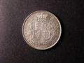 London Coins : A131 : Lot 1441 : Halfcrown 1849 Large Date ESC 682 GVF
