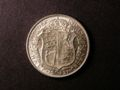 London Coins : A131 : Lot 1500 : Halfcrown 1927 First Reverse ESC 775 UNC with only minimal contact marks on the obverse