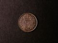 London Coins : A131 : Lot 1997 : Threepence 1893 Jubilee Head ESC 2103 NEF with grey tone