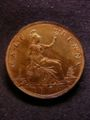 London Coins : A132 : Lot 1408 : Halfpenny 1874 Freeman 315 dies 9+I CGS UNC 80, Ex-M.Freeman collection Christies 23/10/84 Lot 1...