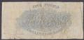 London Coins : A132 : Lot 203 : Darlington Bank £1 dated 1815 for Mowbray, Hollingsworth, Wetherell, Shields, ...