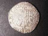 London Coins : A134 : Lot 1784 : Shilling Charles I Group F, Large 'Briot' Bust, type 4.4 S.2799 mintmark Star GF wit...