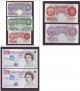 London Coins : A135 : Lot 173 : Bank of England (19) face value £55.50, all better types includes Peppiatt mauve 10/-,...