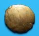 London Coins : A138 : Lot 1618 : Au Quarter Stater. Cantii. C, 40-35 BC. Late Weald type. Obv; Blank. Rev; Horse left;...