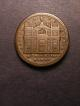 London Coins : A139 : Lot 1460 : Vatican, Cardinal Alessandro Papal Medal 1568 by FP ?, bronze, 38mm., Obv. bust left...