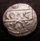London Coins : A142 : Lot 1785 : Unit Ar. Atrebates. Verica. C,10-20 AD. Obv; COMF in tablet. Rev: Eagle with wings sprea...