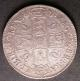 London Coins : A142 : Lot 1964 : Crown 1671 Second Bust ESC 42 Fine/Good Fine with some scratches and heavier edge bumps
