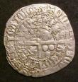 London Coins : A143 : Lot 1081 : Scotland Groat Second 'Rough' Issue S.5200 Fine