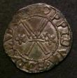 London Coins : A143 : Lot 1082 : Scotland Mary Bawbee 1542-1558 Edinburgh Mint Billon issue S.5432 GVF and nicely struck