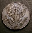 London Coins : A143 : Lot 1187 : USA Washington Cent 1791 Small Eagle, UNITED STATES edge Breen 1217 weight 12.5 grammes, NEF and ple...