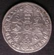 London Coins : A143 : Lot 2184 : Shilling 1679 ESC 1054 VG/Near Fine with some surface marks