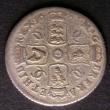London Coins : A143 : Lot 2185 : Shilling 168- last digit unclear a 1 or a 2 VG once gilded, both dates very rare