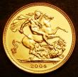 London Coins : A143 : Lot 2622 : Sovereign 2004 Bullion issue S.4430 BU